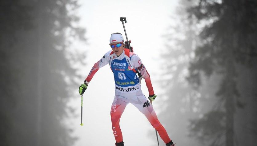 PŚ w biathlonie. Norweżki najlepsze w sztafecie 4x6 km, Polki 13.