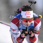PŚ w biathlonie. Słaby występ Polek w sprincie w Hochfilzen