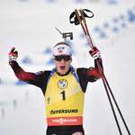 PŚ w biathlonie. Trzecia z rzędu Kryształowa Kula Johannesa Thingnesa Boe