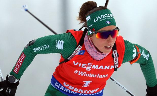 PŚ w biathlonie: Wygrana Vittozzi, słaby występ Polek