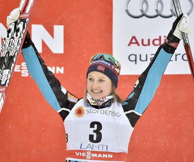 PŚ w biegach: Justyna Kowalczyk w ćwierćfinale sprintu w Canmore