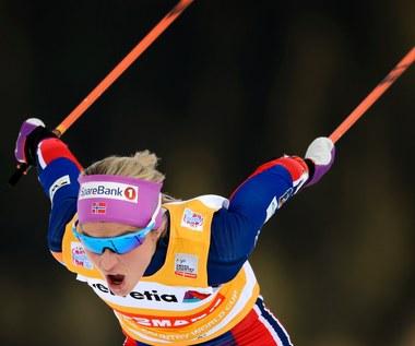 PŚ w biegach: Therese Johaug odpadła w kwalifikacjach sprintu