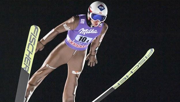 PŚ w Lahti: Polscy skoczkowie zajęli 2. miejsce w konkursie drużynowym!