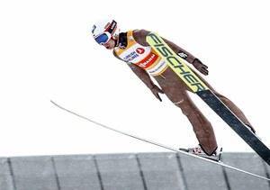 PŚ w skokach. Kamil Stoch najlepszy na I treningu, a Dawid Kubacki na II w Lillehammer