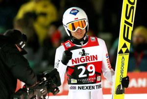 PŚ w skokach. Kamil Stoch wygrał kwalifikacje w Lillehammer