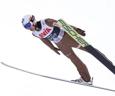 PŚ w skokach. Kamil Stoch zajął szóste miejsce w Oslo. Triumf Daniela Andre Tande