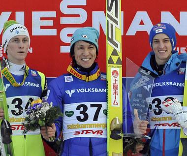 PŚ w skokach: Kasai wygrał w Bad Mitterndorf. Stoch był szósty