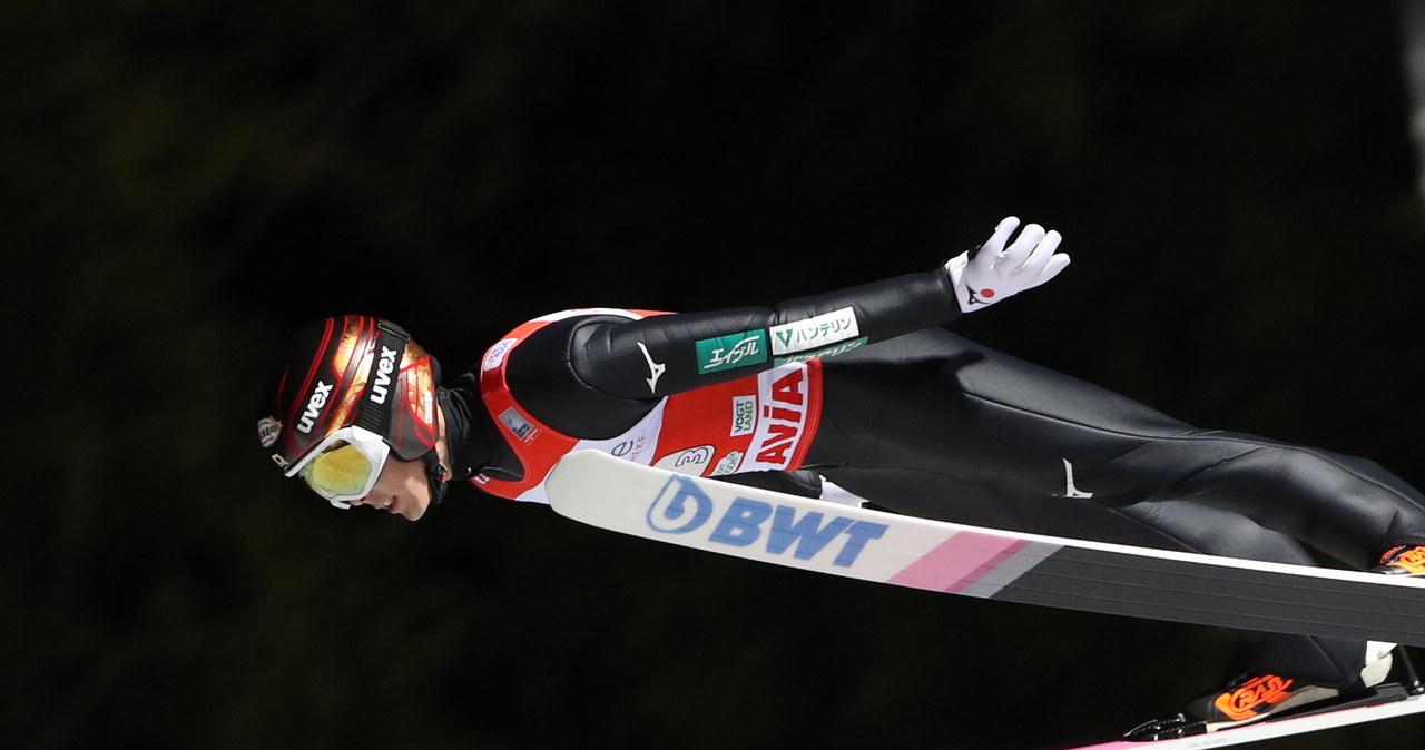 PŚ w skokach: Kobayashi zwycięzcą konkursu indywidualnego w Klingenthal