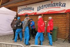 PŚ w skokach narciarskich: Kibice gromadzą się w Wiśle!
