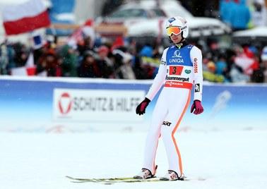 PŚ w skokach: Polacy na szóstym miejscu, triumf Słowenii