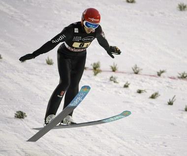 PŚ w skokach. Polacy na szóstym miejscu w konkursie drużynowym w Lahti. Wygrali Niemcy
