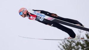 PŚ w skokach. Ryoyu Kobayashi wygrał kwalifikacje na mamucie w Vikersund, 6. Kubacki
