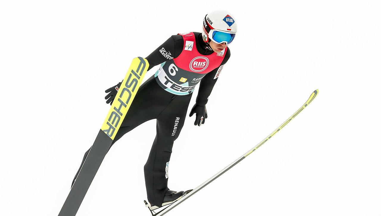 PŚ w skokach: Stoch wygrał konkurs w Lillehammer