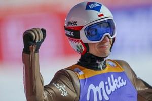 PŚ w skokach. Stoch wygrał, Kubacki drugi w Lillehammer