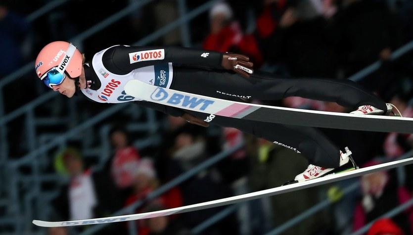 PŚ w Zakopanem. Dawid Kubacki: Trzeba było mocniej dmuchać pod narty!