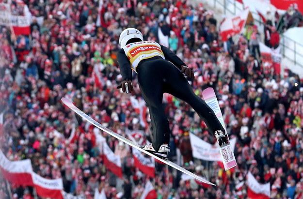 PŚ w Zakopanem: Polacy na podium! Kubacki pobił rekord