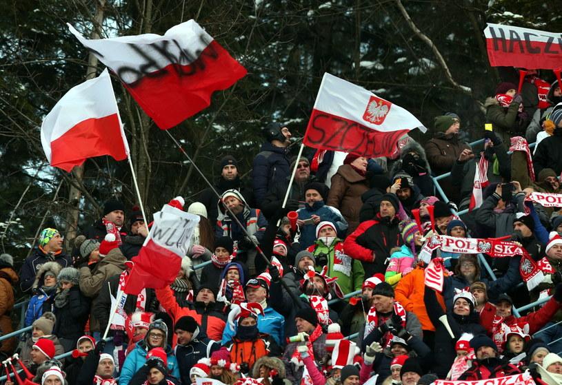 PŚ w Zakopanem /Grzegorz Momot /PAP