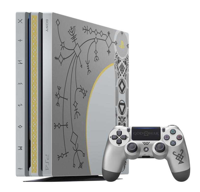 PS4 Pro God of War /materiały prasowe