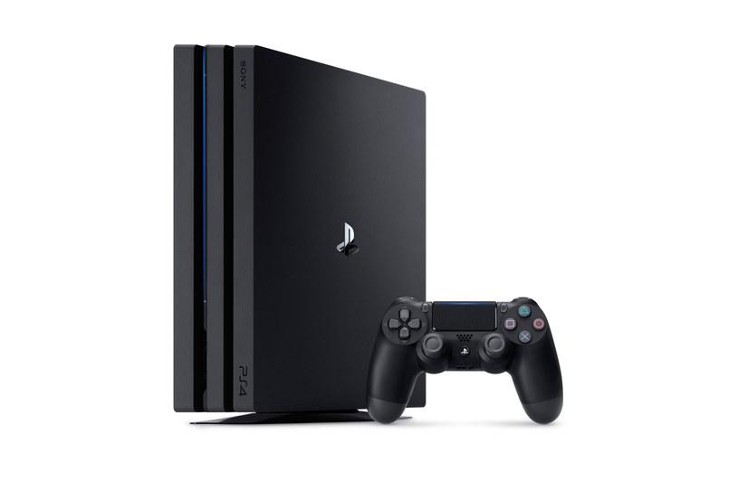PS4 Pro /materiały prasowe