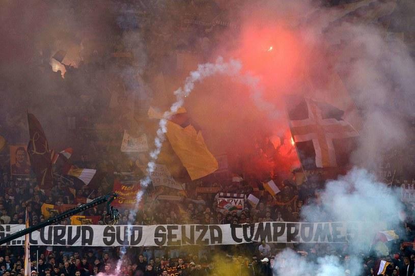 Pseudokibice we Włoszech stanowią ogromną siłę /AFP
