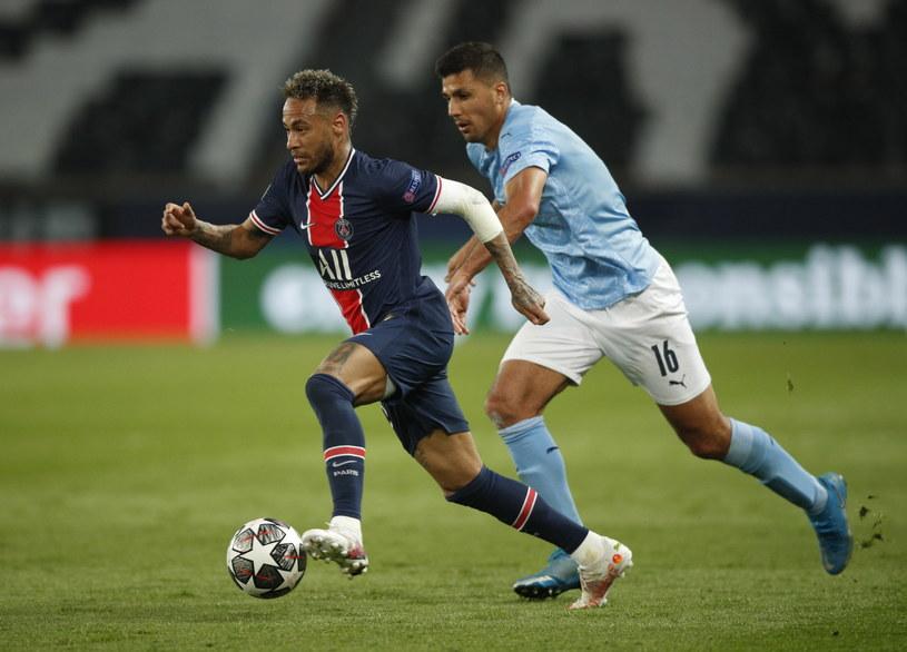 PSG - Manchester City /PAP /PAP/EPA