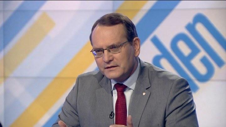 PSL nawołuje do bojkotu Tesco /TVN24/x-news