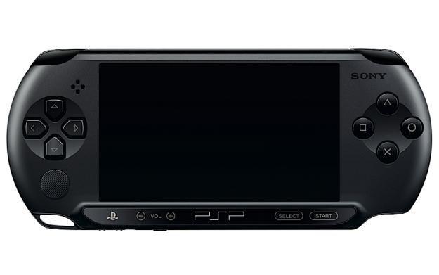 PSP E-1000 - zdjęcie konsoli /INTERIA.PL