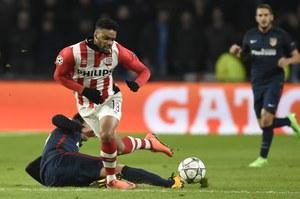 PSV Eindhoven - Atletico Madryt 0-0 w 1/8 finału Ligi Mistrzów