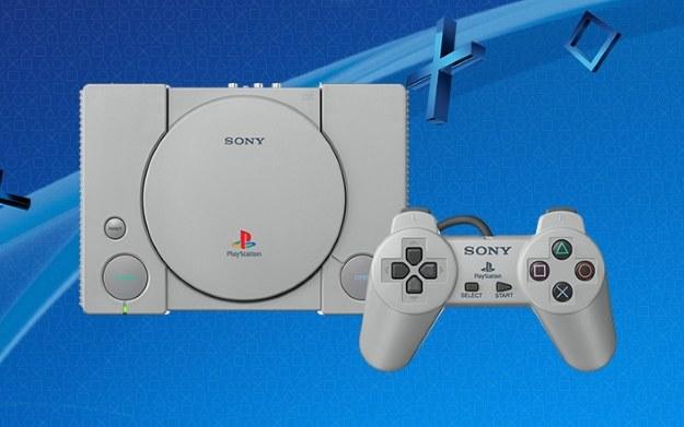 PSX - pierwszy model konsoli Sony - zdjęcie pochodzi z oficjalnej witryny playstation.com /materiały źródłowe