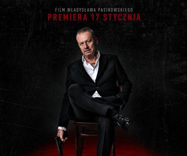 """""""Psy 3. W imię zasad"""": Bogusław Linda na plakacie filmu Władysława Pasikowskiego"""