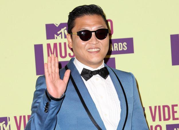 """Psy stał się gwiazdą za sprawą przeboju """"Gangnam Style"""" - fot. Frederick M. Brown /Getty Images/Flash Press Media"""