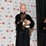 Psy Tildy Swinton dostały nagrodę na festiwalu w Cannes