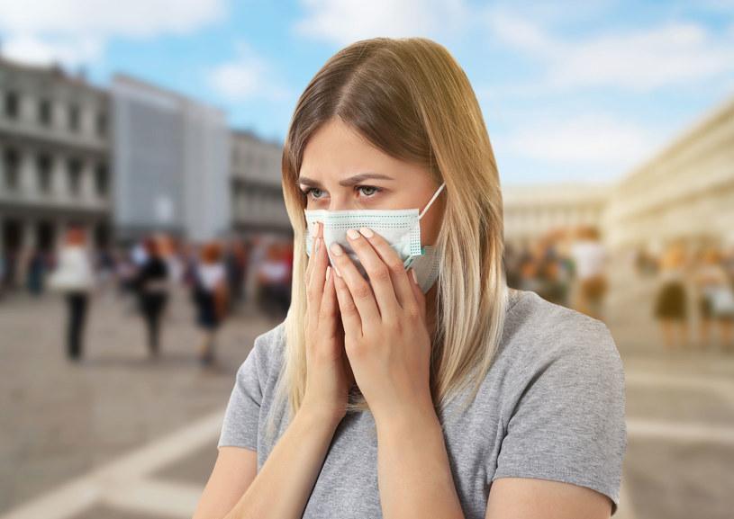 Psychiczne skutki pandemii będziemy odczuwać bardzo długo /123RF/PICSEL