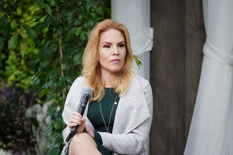 Psycholog biznesu Izabela Kielczyk. / forumgwiazd.com.pl /Agencja FORUM