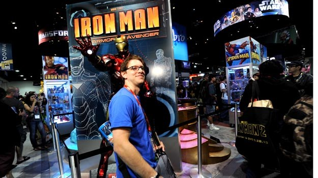 Psychologowie twierdzą, że Iron Man nie powinien być idolem nastolatków - fot. Michael Buckner /Getty Images/Flash Press Media