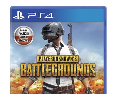 PUBG z oficjalną datą premiery na PS4