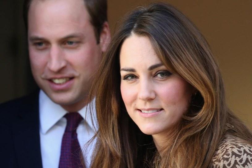 Publicznie Kate stara się nie przyćmić męża. Za zamkniętymi drzwiami to układ partnerski. /Getty Images/Flash Press Media