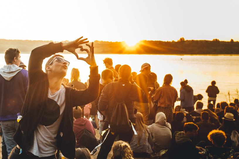 Publiczność festiwalu Melt /Michał Murawski -  I Shoot Music /materiały promocyjne