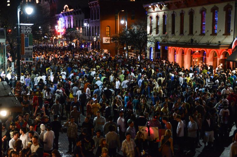 Publiczność na festiwalu SXSW /Andy Sheppard /Getty Images