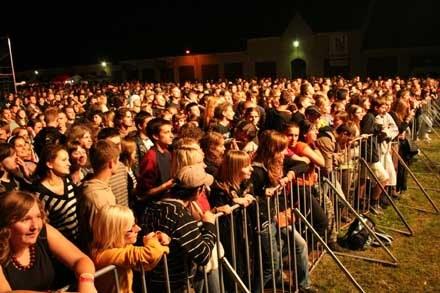 Publiczność w Węgorzewie fot. Marcin Połeć / www.pro-rock.pl /