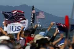 Puchar Ameryki - żeglarze Oracle Team USA obronili trofeum