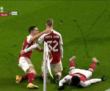 Puchar Anglii. Arsenal - Newcastle 2-0 - skrót (ZDJĘCIA ELEVEN SPORTS). WIDEO