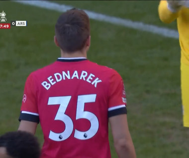 Puchar Anglii. Southampton FC - Arsenal FC 1-0 - skrót (ZDJĘCIA ELEVEN SPORTS). WIDEO