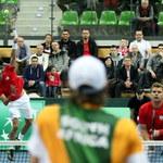 Puchar Davisa: Polscy tenisiści prowadzą z RPA 2-1