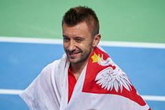 Puchar Davisa: Zwycięstwo Przysiężnego. Polacy pierwszy raz w elicie!