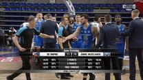 Puchar Europy FIBA. Anwil Włocławek - BC Dnipro Dniepropietrowsk 74:71. Skrót meczu (ELEVEN SPORTS). Wideo