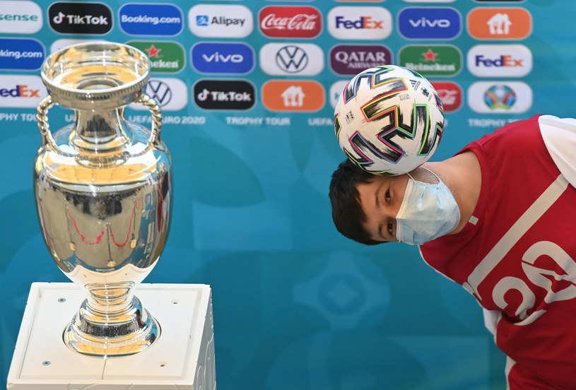 Puchar Hendriego Delaunaya /DANIEL MIHAILESCU / AFP /East News