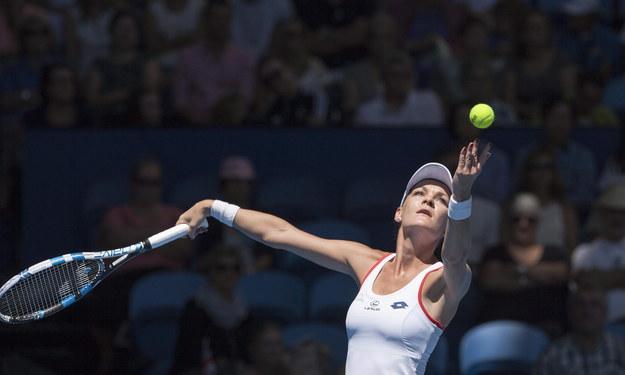 Puchar Hopmana: Radwańska przegrała z Cornet
