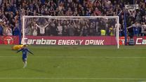 Puchar Ligi Angielskiej. Chelsea - Aston Villa 1-1 (k. 4-3) - SKRÓT. WIDEO (Eleven Sports)