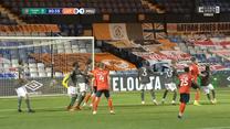 Puchar Ligi Angielskiej. Luton - Manchester United 0-3 - skrót (ZDJĘCIA ELEVEN SPORTS). WIDEO